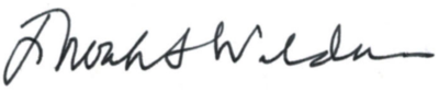 Father Waldman Signature