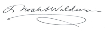 signature Waldman
